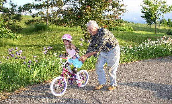 Magabiztosan két keréken: modern kerékpár – tradicionális módszerek